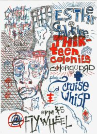 September 7th at Flywheel Arts Collective in Easthampton MA