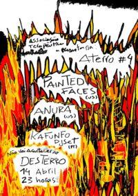 April 14th at Desterro in Lisbon, Portugal